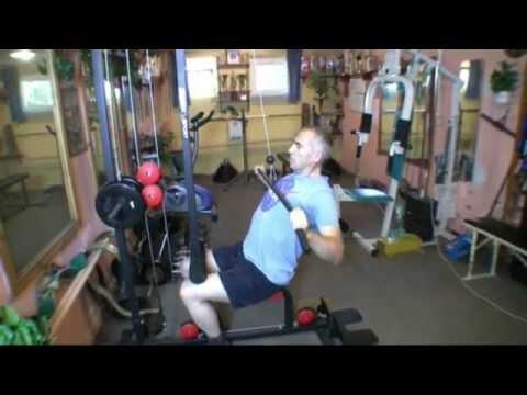 Jak zbudować mięśnie z boku domu