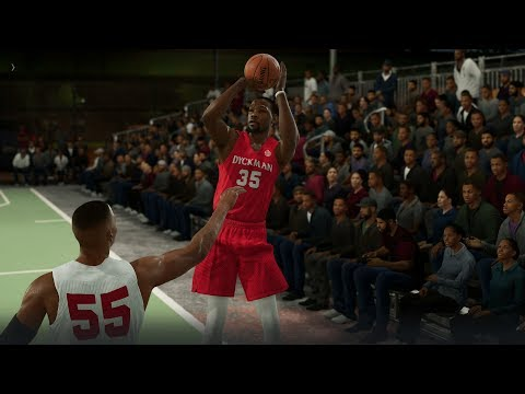NBA Live 18 The One - Kevin Durant Doesn't Miss!