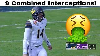 "2018 ""Cheez-Int"" Bowl Lowlights (9 Interceptions)"