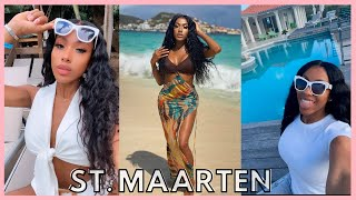 LIFE WITH JAYLA   TRAVELING TO THE ISLAND OF ST. MAARTEN & ST. MARTIN.. FRENCH OR DUTCH SIDE?