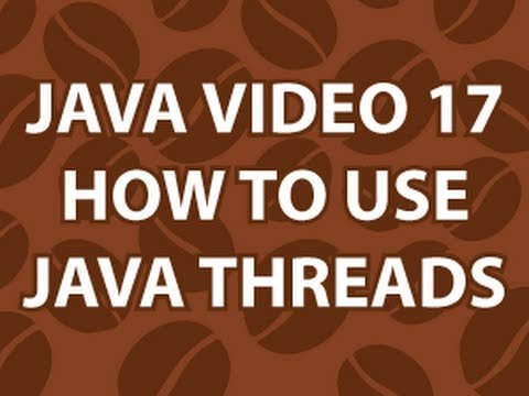 Java Video Tutorial 17