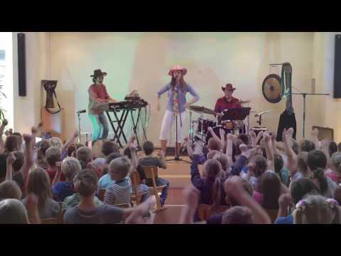 Weltreise - Station Amerika – Tony Maccaroni - Mitmachbeispiel