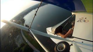 Aventura HP seaplane