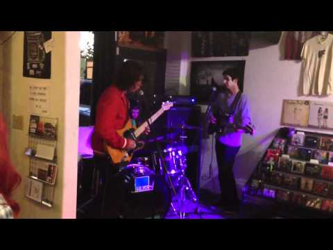 """Adapt perform """"Straight Dumb"""" live at Zoinks Record Store in Pomona, CA"""