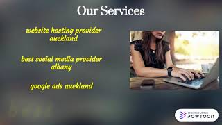 Website Hosting Provider in Auckland