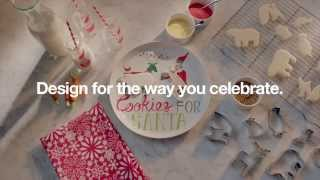 Crate and Barrel: Holiday Party Food