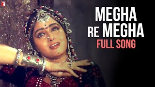 Megha Re Megha - Full Song | Lamhe | Anil Kapoor, Sridevi