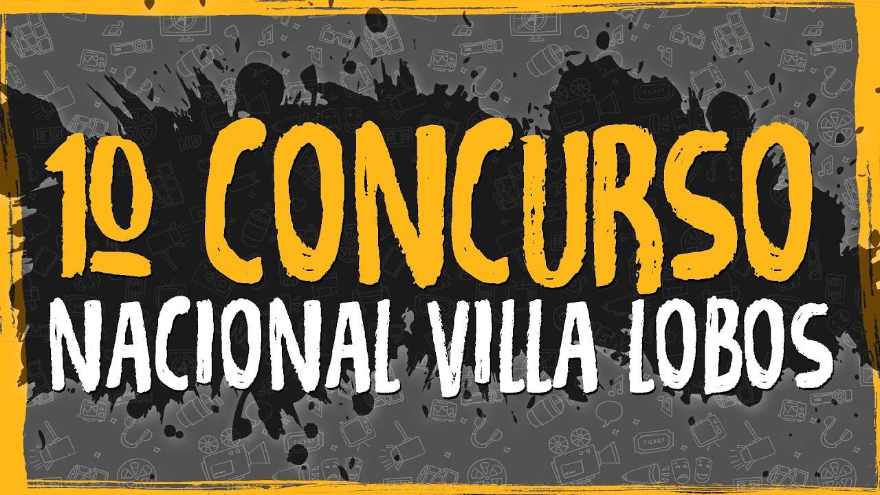I Concurso Nacional Villa Lobos