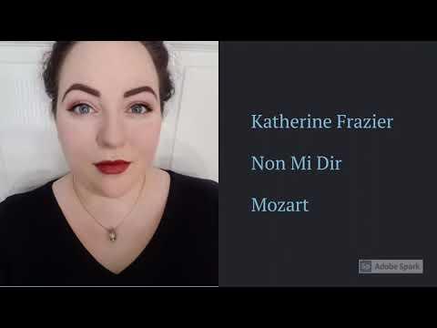 Non Mi Dir  Don Giovanni Mozart  Performed in Italy 2017
