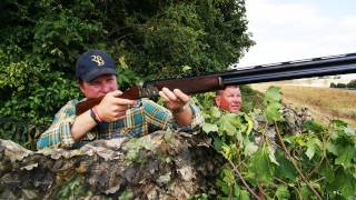 Fieldsports Britain – Cricketer Rob Key and George Digweed on the pigeons (episode 88)