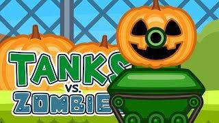 Танки против Зомби #9: Праздник монстров | Мультик про танки