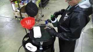 Little Squirt Clean to Waste System – Operation