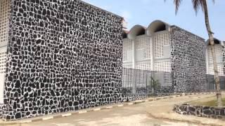 preview picture of video 'PATRIMONIO EXPRESS: BATA. La Biblioteca'