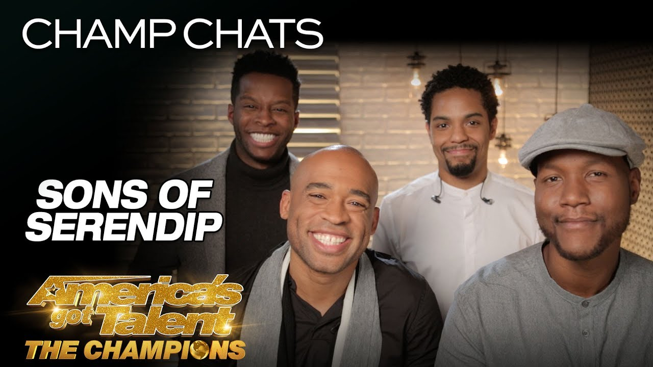 Sons of Serendip Speaks On Their Life-Changing AGT Experience - America's Got Talent: The Champions thumbnail