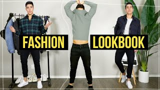 8 EASY WAYS TO DRESS | MENS FASHION | OUTFIT IDEAS