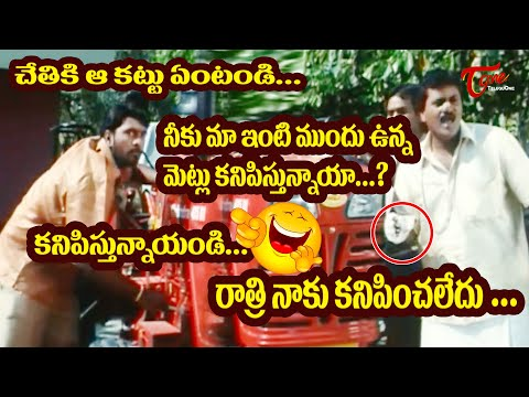 Sunil Comedy Scenes Back To Back | Telugu Movie Comedy Scenes Back To Back | TeluguOne