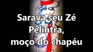 "Zé Pilintra ""Moço do chapéu virado"" Ivan de Xango SUBTITULADO Y CON LETRA"