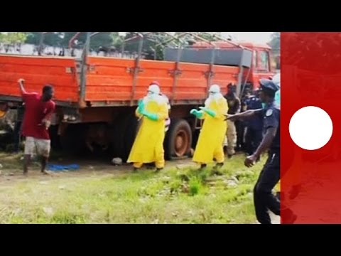 Video: Ebola patient escapes quarantine, spreads panic in Monrovia (Liberia)