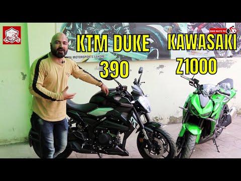 KTM DUKE 390 Replica | Shark 350cc & Eligator 250cc EFI 8 Valve | Amazing Sound Test | Bike Mate PK