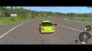 BeamNG drive - лучший реалистичный симулятор !