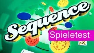 Sequence (Spiel) / Anleitung & Rezension / SpieLama
