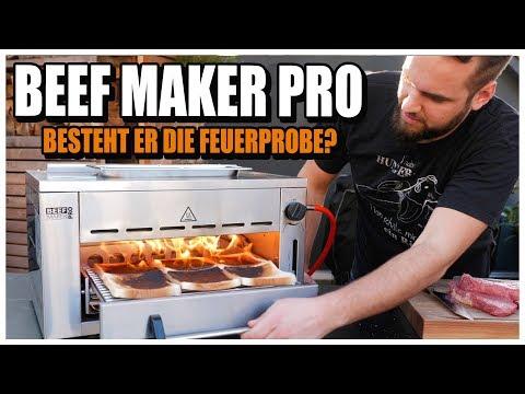 BEEF MAKER PRO - Besser als der Vorgänger? - ALDI Grill 2.0