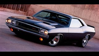 PLYMOUTH BARRACUDA || Best of Muscle Power