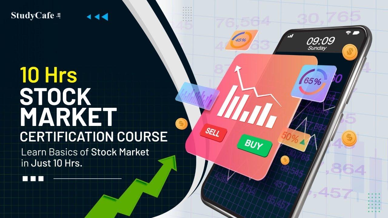 Stock Market Certification Course by Studycafe