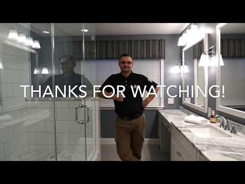 Master Bathroom Remodel - Big Transformation