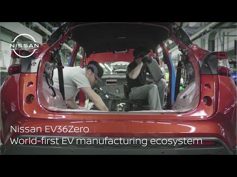 Musique publicité Nissan dévoile EV36ZERO pour accélérer le chemin vers la neutralité carbone    Juillet 2021