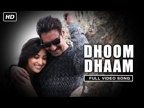 Dhoom Dhaam (Uncut Video Song) | Action Jackson | Ajay Devgn & Yami Gautam