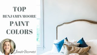 Benjamin Moore Paint Colors | TOP Interior Paint Colors