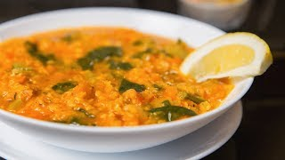 Суп пюре из чечевицы | Простой постный рецепт номер два | Что приготовить Soup | Растительная пища