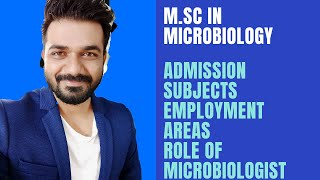 Career After M.Sc In Microbiology