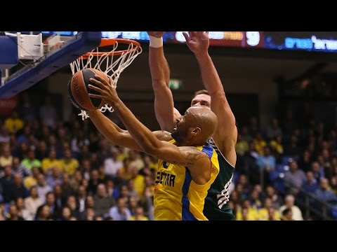 Highlights: Top 16, Round 11 vs. Maccabi Electra
