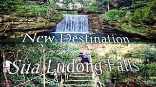 Sua Ludong Falls | New  Attractive destination in West Jaintia Hills Meghalaya India
