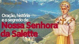 A história de Nossa Senhora de Salette