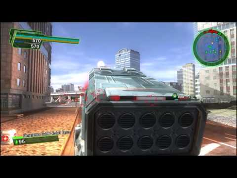Recording EDF :: EARTH DEFENSE FORCE 4 1 The Shadow of New