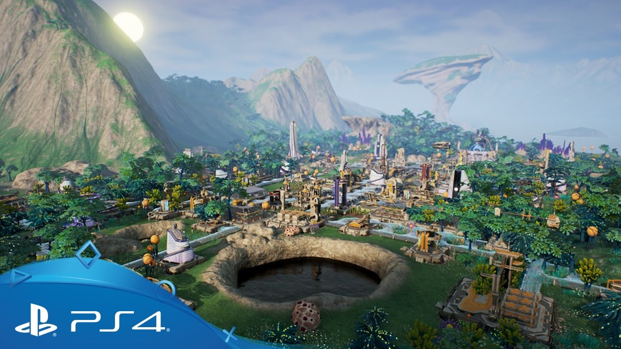 Sopravvivere su Aven Prime: un pianeta alieno e una colonia da gestire vi attendono in Aven Colony su PS4.