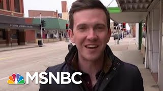 Iowa Voters Mixed On President Donald Trump Worker Controversy | Morning Joe | MSNBC