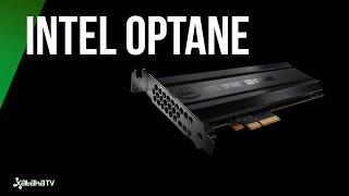 Intel Optane: 375GB SSD extremadamente rápida
