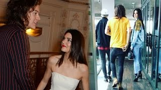 Harry Styles & Kendall Jenner Spotted Shopping - Back On?