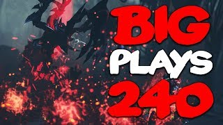 Dota 2 - Big Plays Moments - Ep. 240
