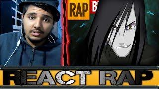 ReactRap 246 | Rap do Orochimaru (Tauz)