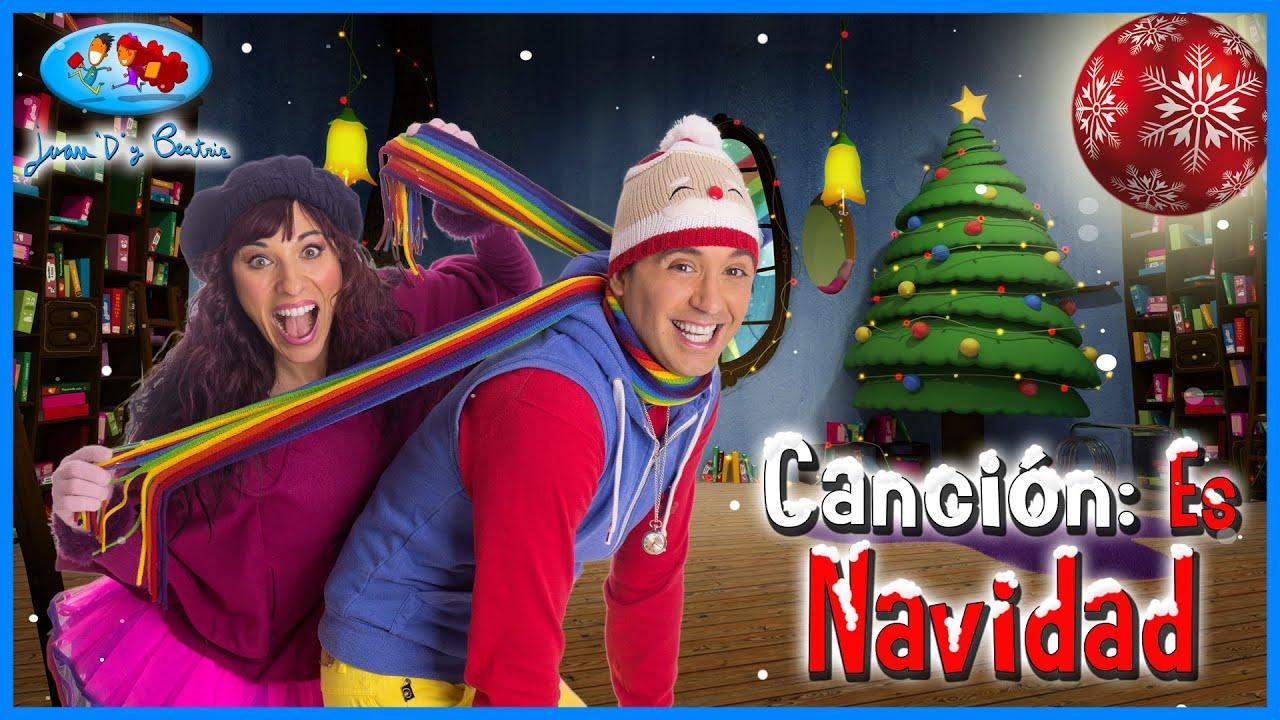 Canción ES NAVIDAD - Canciones de Navidad y Villancicos ♪♪