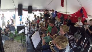 """Buckjump"" by Trombone Shorty - Jazz Aspen Snowmass July Session 2016"