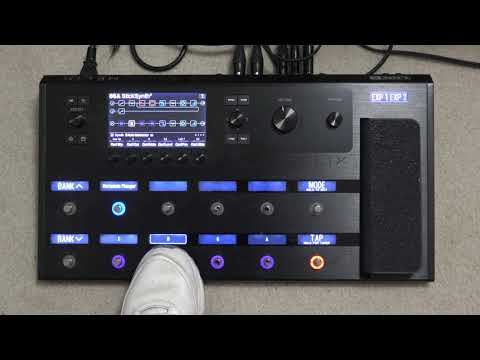 Pitch / Synth Effects - Line 6 HX Stomp, Eventide H9, Zoom