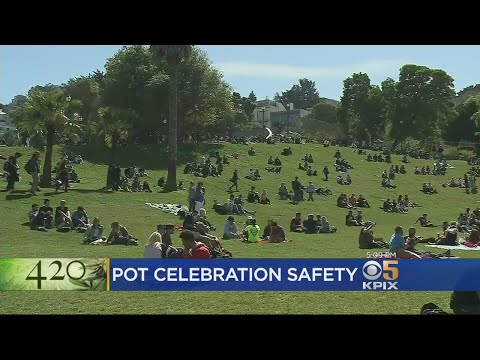 Smoking Weed In Public Remains Illegal In California, Even On 4/20