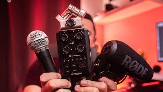 What Microphones I use for VIDEO