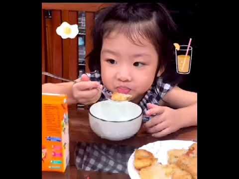 Trường mầm non Võng Xuyên B tham gia cuộc thi Khoảnh khắc bé yêu ở nhà chống dịch Bé Đoàn Khánh An
